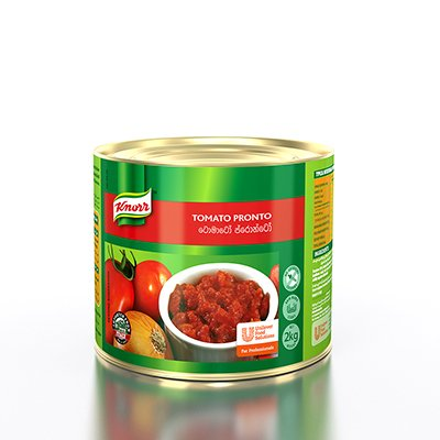 كنور صلصة طماطم برونتو (6x2 كجم)
