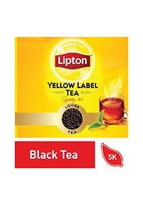 ليبتون العلامة الصفراء شاي أسود ناعم ٢×٥كجم -