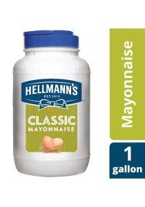 هيلمنز كلاسيك مايونيز ٤×٣٫٧٨ لتر