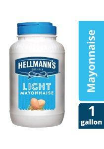 هيلمنز مايونيز لايت ٤×٣٫٧٨ لتر -