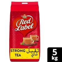 بروك بوند ريد ليبل شاي خرز عبوة التموين ٢×٥ كجم