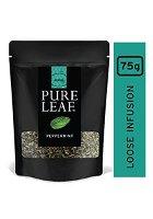 بيور ليف شاي بالنعناع ورق كامل ٧٥جم × ٤