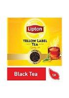 ليبتون العلامة الصفراء شاي أسود ناعم ٢×٥كجم