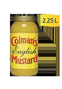 خردل إنجليزي كولمنز ٢×٢٫٢٥ لتر - بخلاف بقية أنواع الخردل التي تجدونها في الأسواق، قمنا على مدى الـ٢٠٠ سنة الماضية بتطوير وصفاتنا حتى تصبح الأمثل.