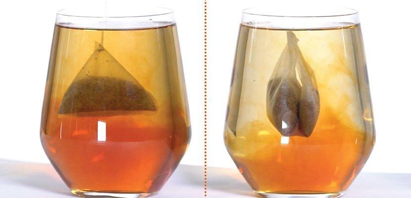 ليبتون التشكيلة المختارة شاي أخضر بالنعناع القوي ٦×٢٥ ظرف - ٧٦٪ من المستهلكين يفضّلون أكياس الشاي الهرمية*
