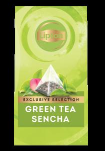 ليبتون شاي أخضر بالسينشا (٦×٣٠ باكيت شاي هرمي) - تقدّم التشكيلة المختارة من ليبتون لحظات فريدة لضيوفك عند احتساء الشاي.