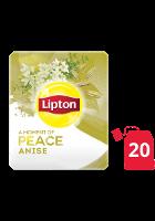 ليبتون أعشاب الينسون ۲۰x۱٦ باكيت شاي