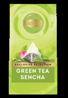 ليبتون شاي أخضر بالسينشا (٦×٣٠ باكيت شاي هرمي)