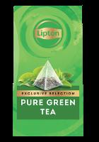 ليبتون شاي أخضر نقي (٦×٢٥ باكيت شاي هرمي)