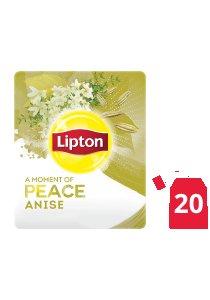 ليبتون أعشاب الينسون ۲۰x۱٦ مغلف شاي -