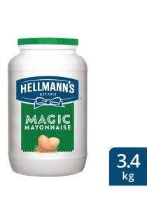 هيلمانز مايونيز السحري ٤×٣.٤كجم