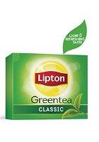 ليبتون شاي أخضر كلاسيك ١٢×١٠٠×١.٥جم