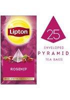 ليبتون مجموعة حصرية شاي بثمرة الورد (جم٦x٢٥x٠.٩)
