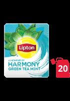 ليبتون شاي أخضر بالنعناع ١٦×٢٠ ظرف