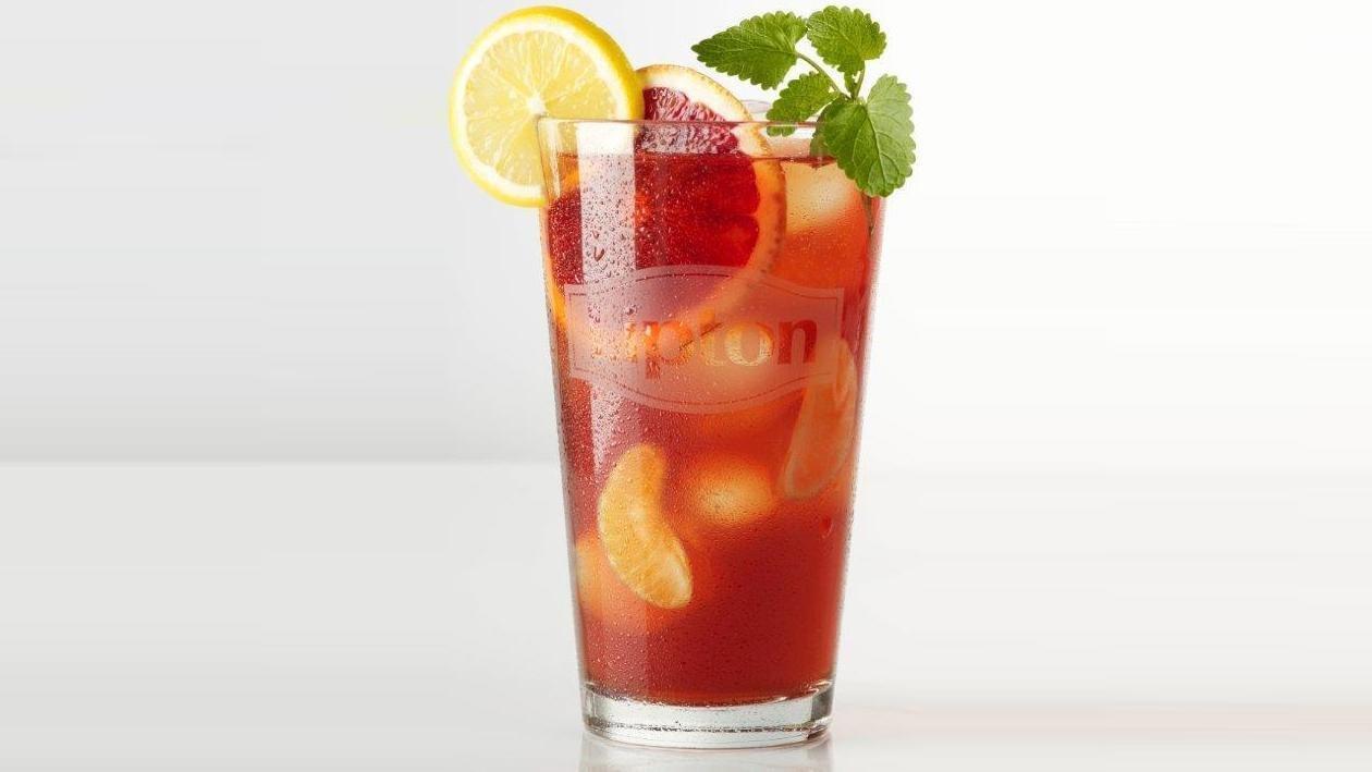 آيس تي برتقال مونتينيجرو – وصفة