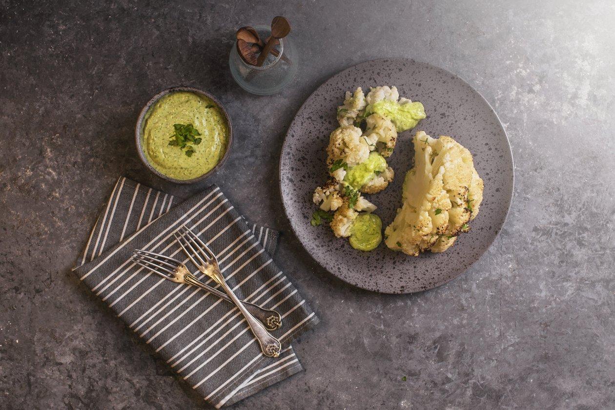 القرنبيط المحمص – وصفة