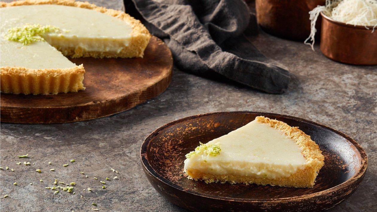 تارت الكنافة بالليمون – وصفة