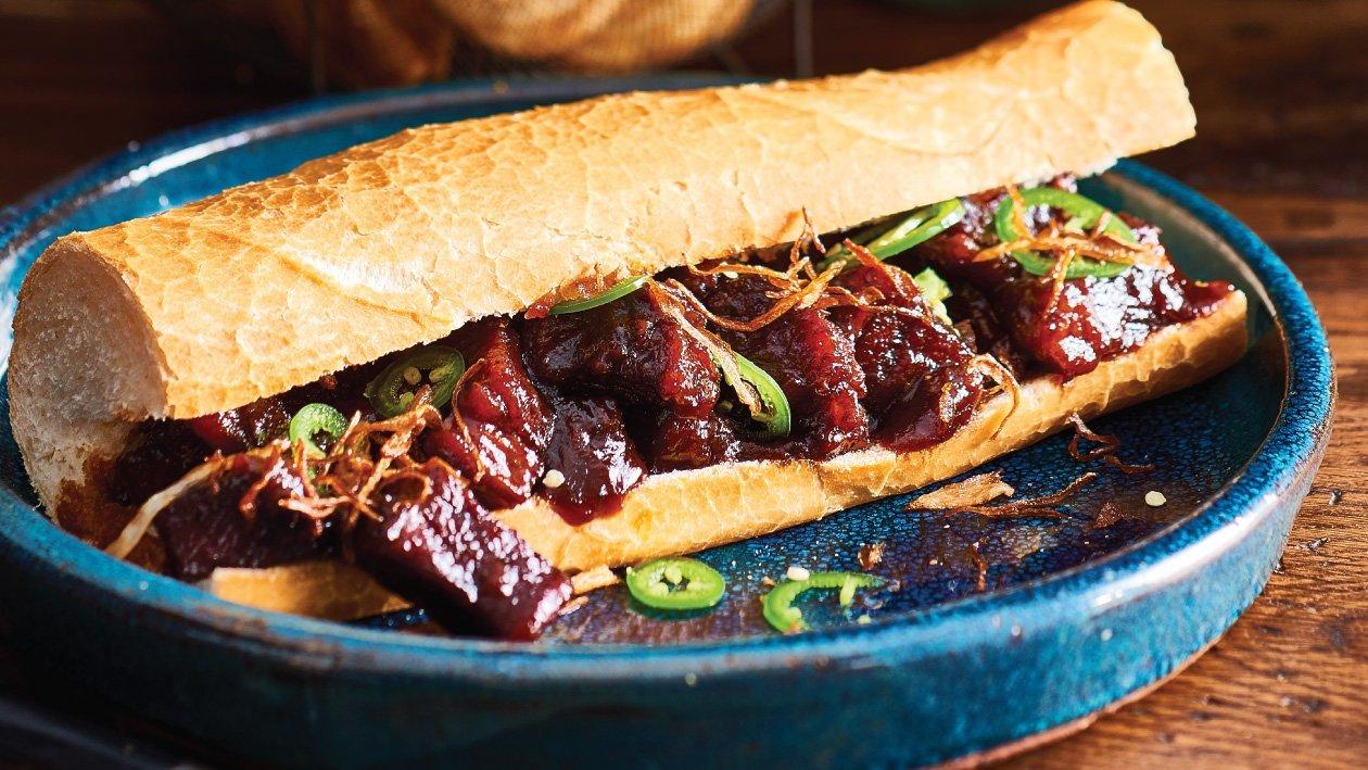 ساندويتش الريش – وصفة