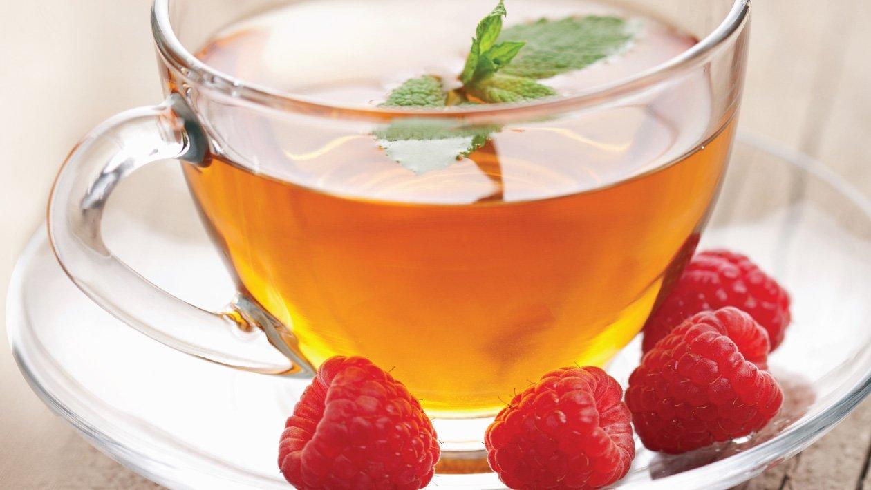 الشاي الأخضر بالتفاح والتوت الأحمر – وصفة