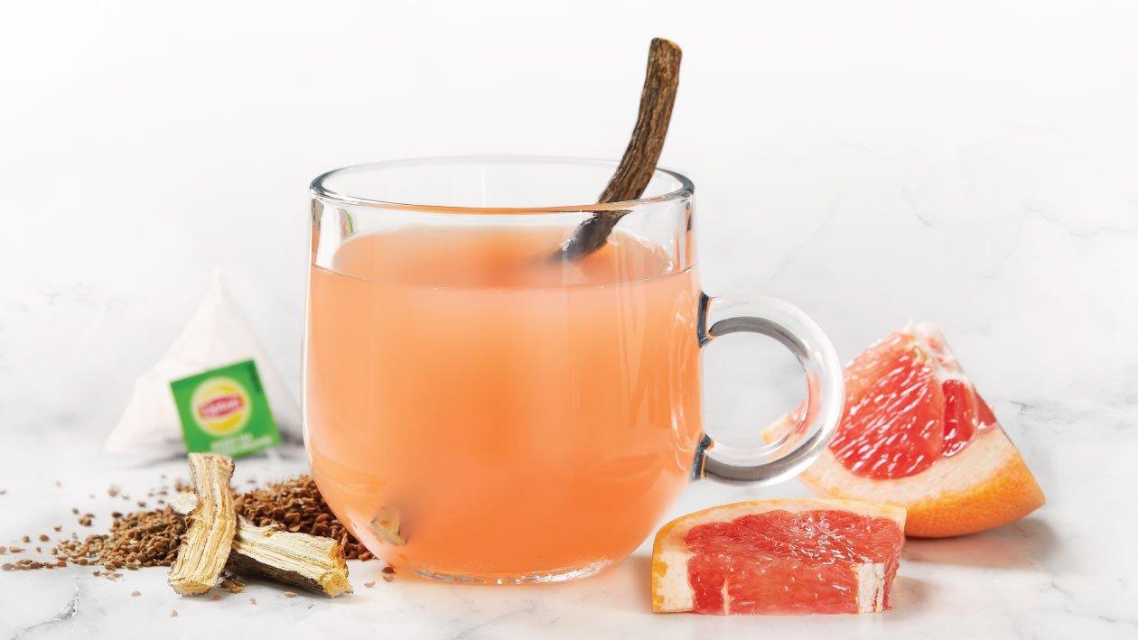 شاي أخضر حامض مع بذور اليانسون – وصفة