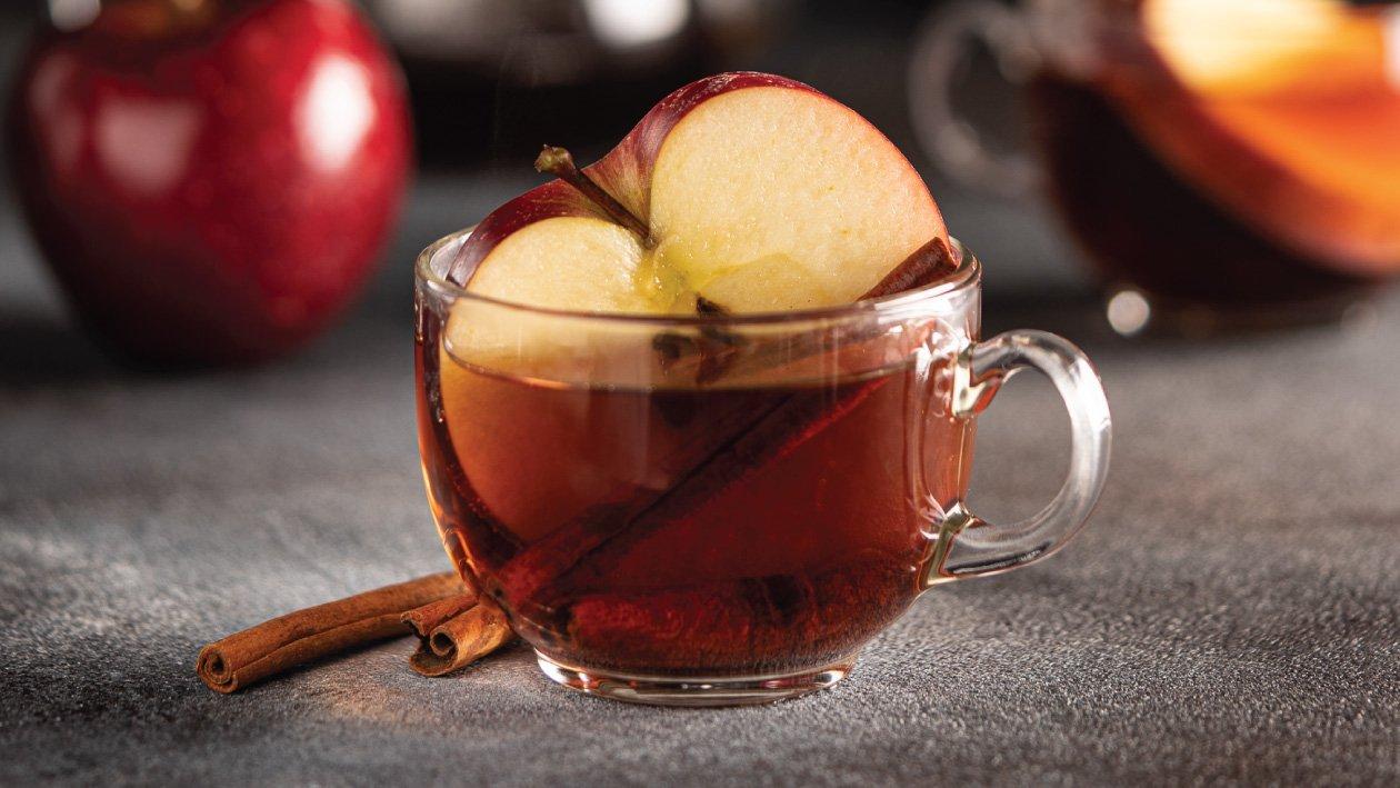 شاي التفاح والقرفة – وصفة