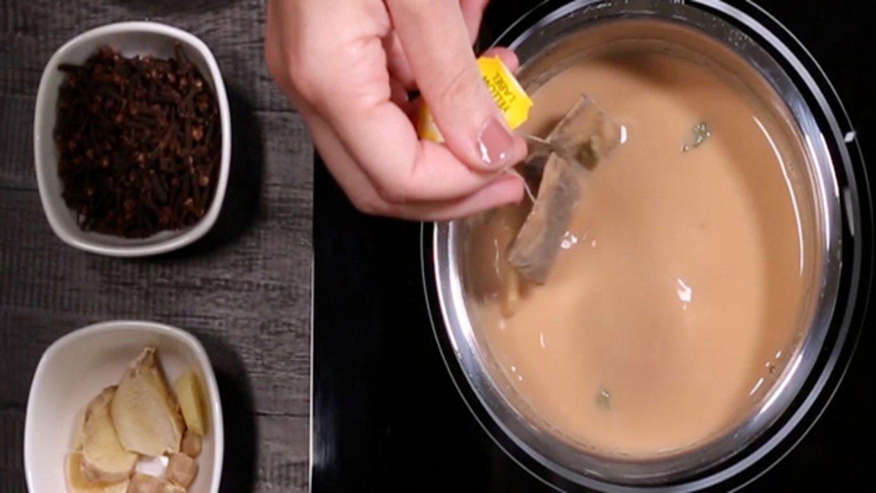 شاي الكرك – وصفة