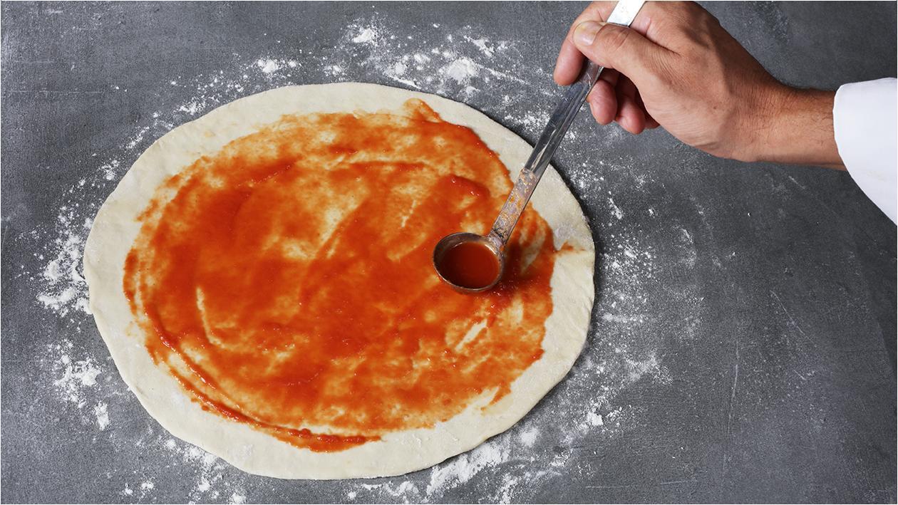 صلصة بيتزا نابولي – وصفة