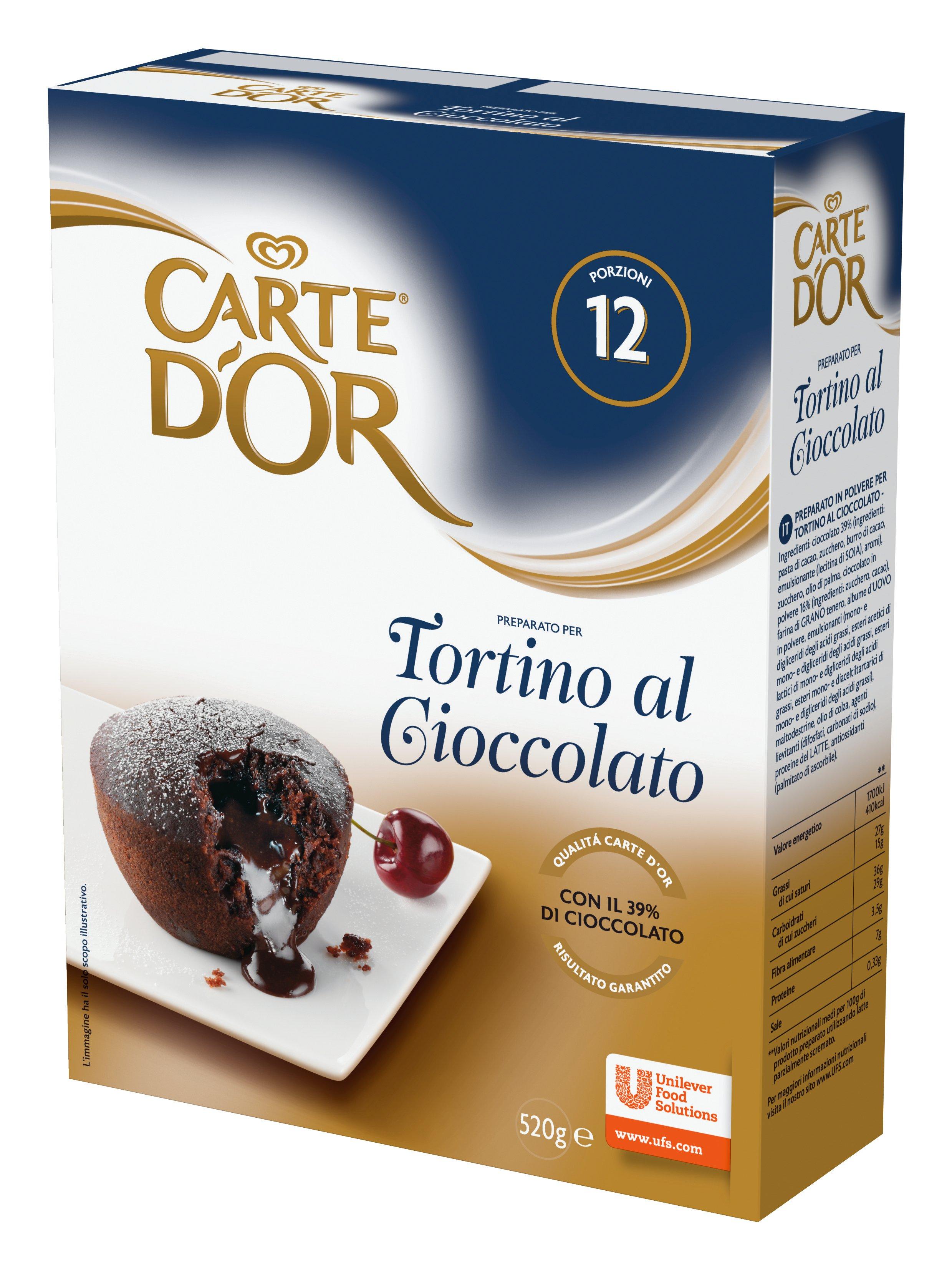 Carte d'Or Шоколадово суфле -