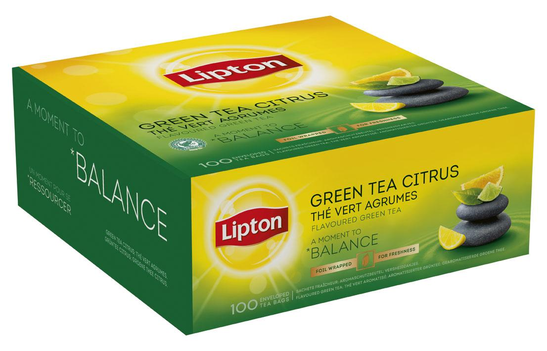 Green Tea Citrus -