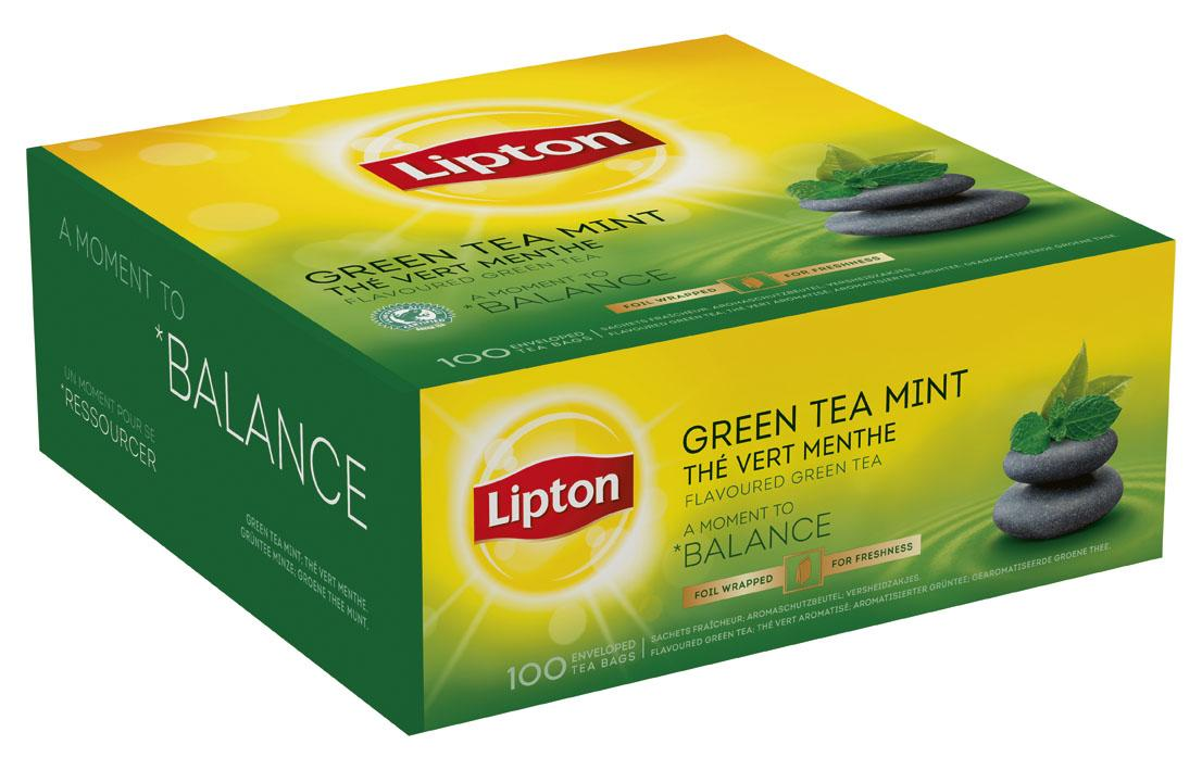 Green Tea Mint -