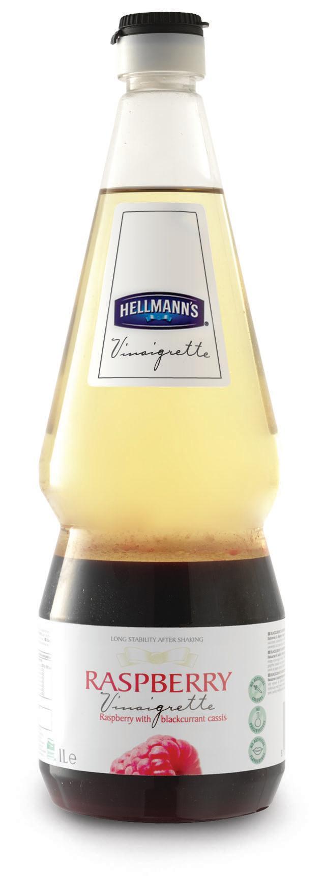 Hellmann's Малинов винегрет -