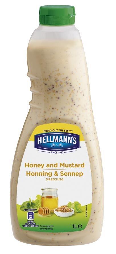 Hellmann's Мед и горчица -