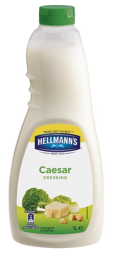 Hellmann's Цезар сос -