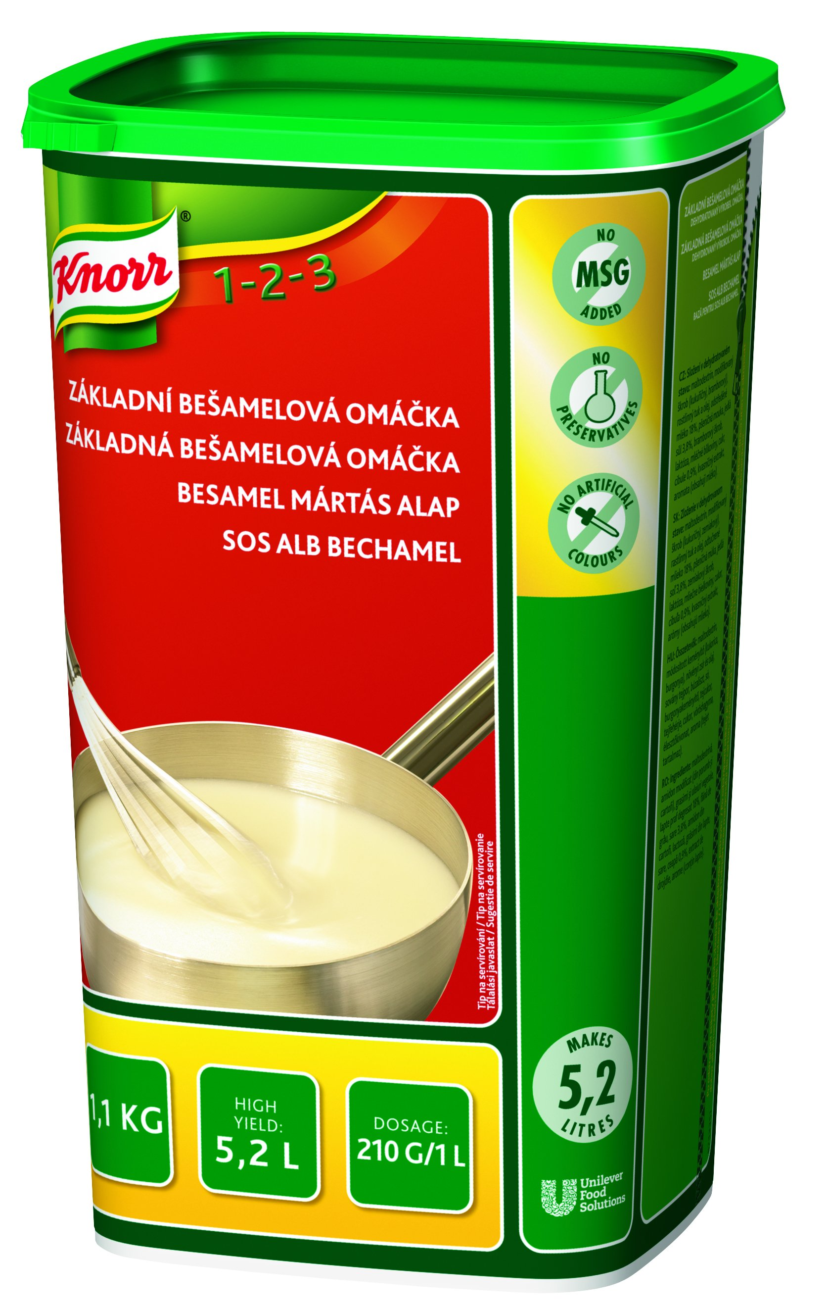 Knorr Бешамел сос -