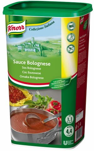 Knorr Доматен сос (база за Болонезе) -