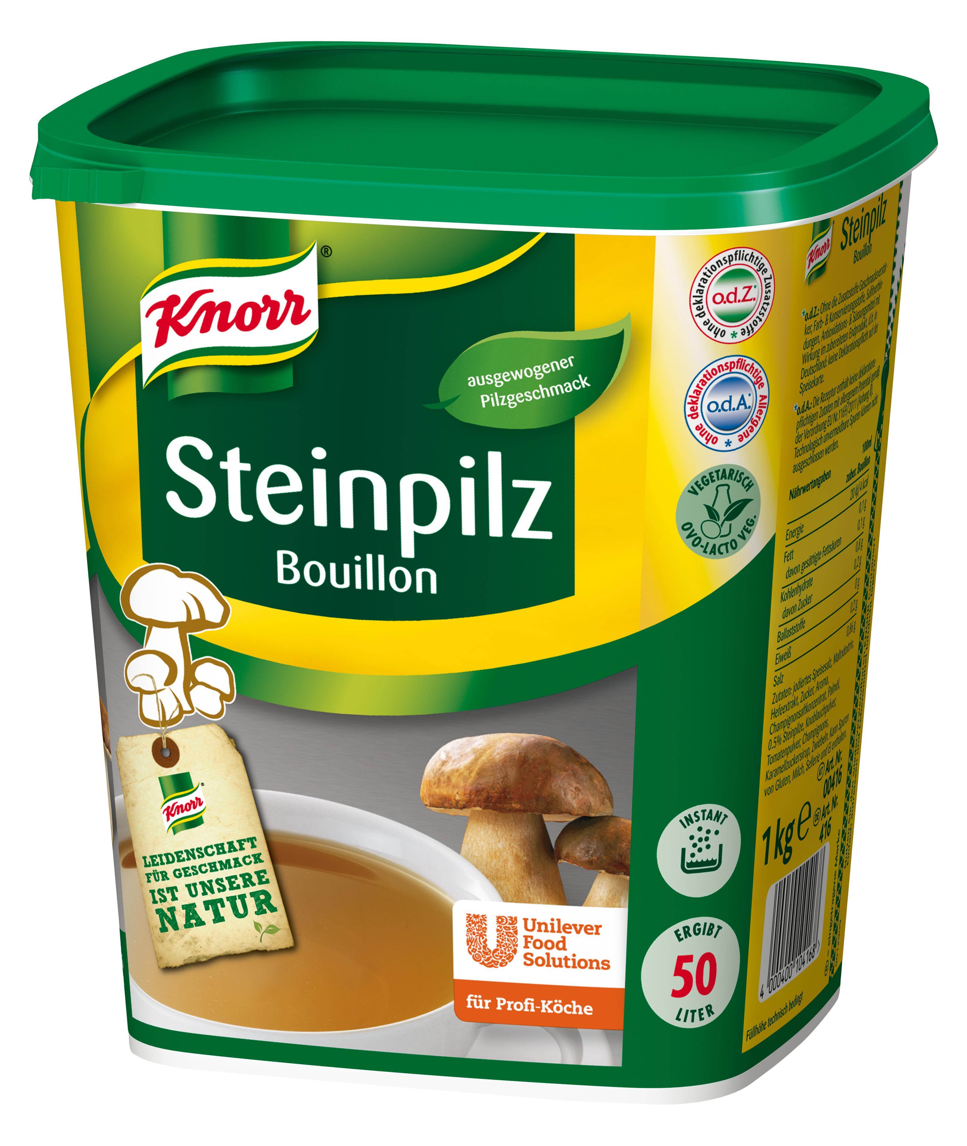 Knorr Гъбен прахообразен бульон -