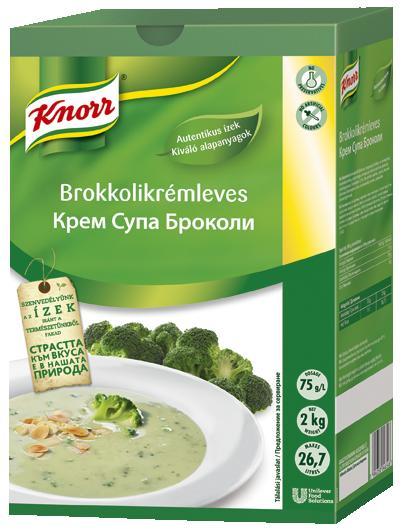 Knorr Крем супа броколи -
