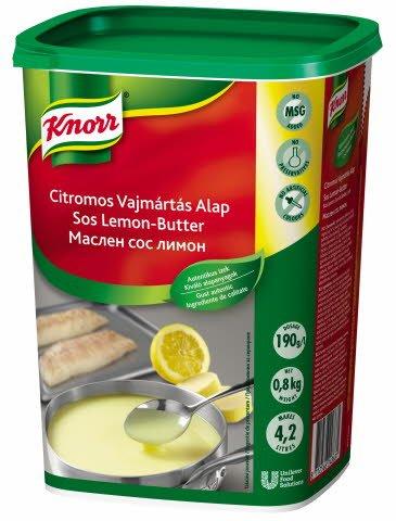 Knorr Маслен сос с лимон