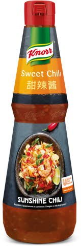 Knorr Пикантен сос с чили и чесън