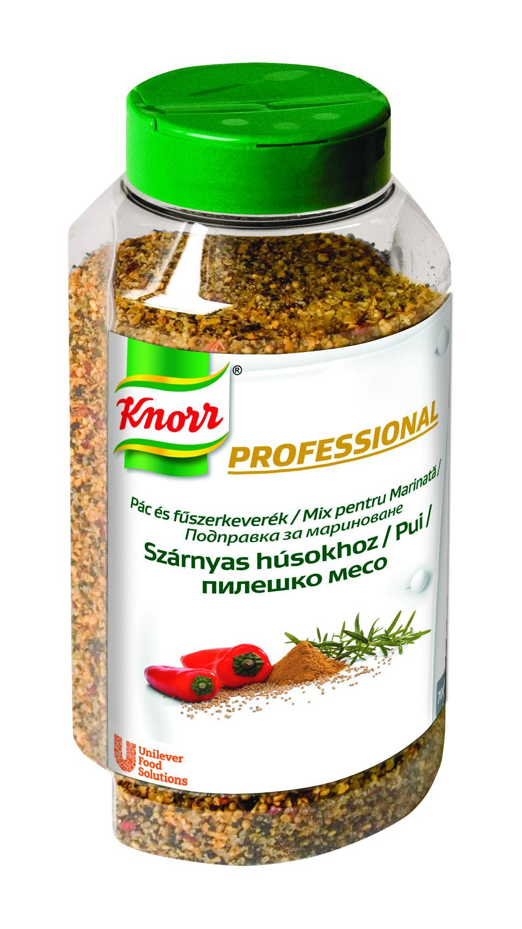 Knorr Подправка за маринати пилешко месо -