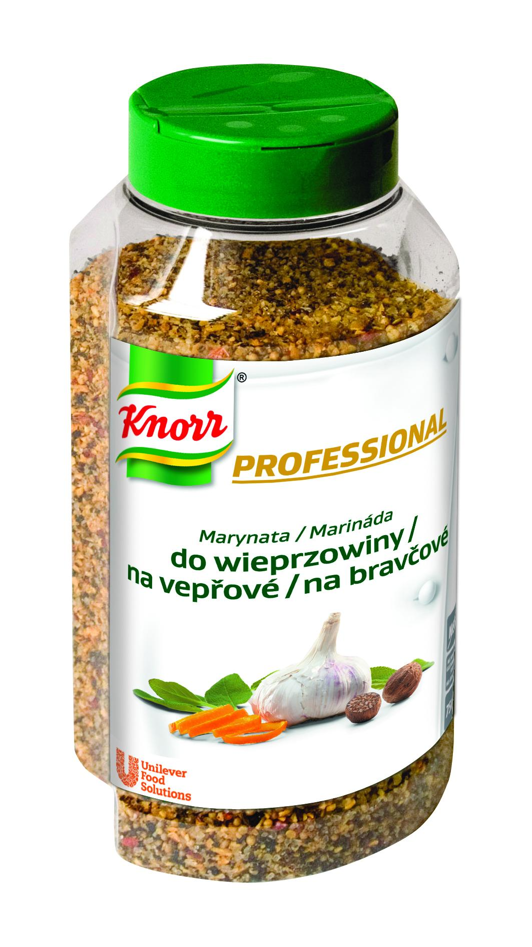 Knorr Подправка за маринати свинско месо -