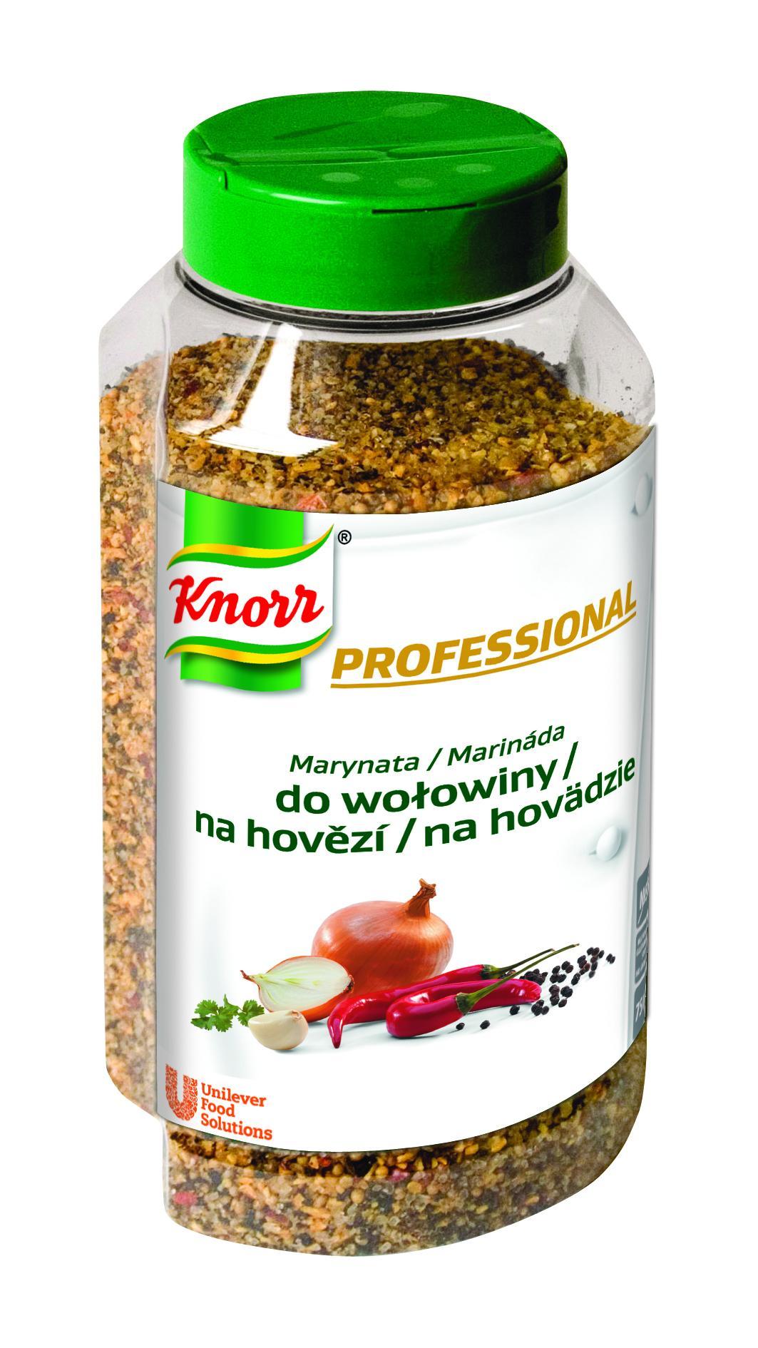 Knorr Подправка за маринати телешко месо