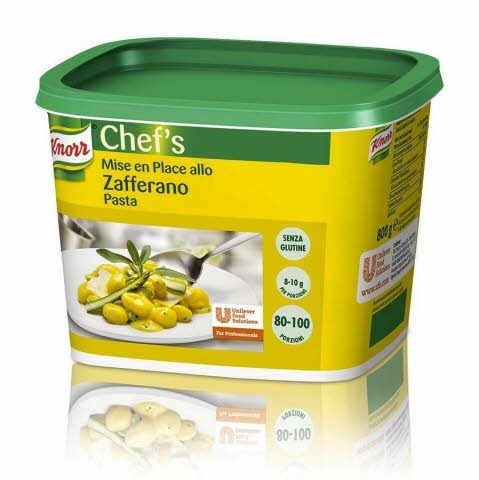 Knorr шафранова паста