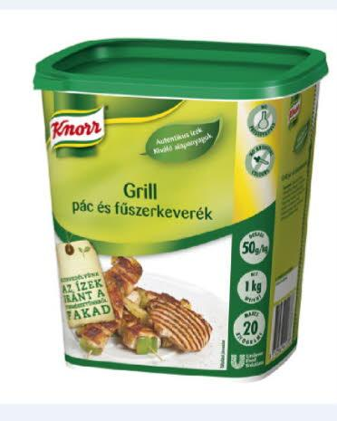 Knorr Универсална подправка за грил -