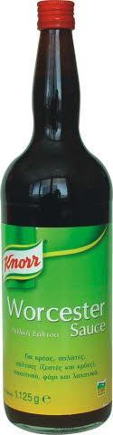 Knorr Уорчестър сос -