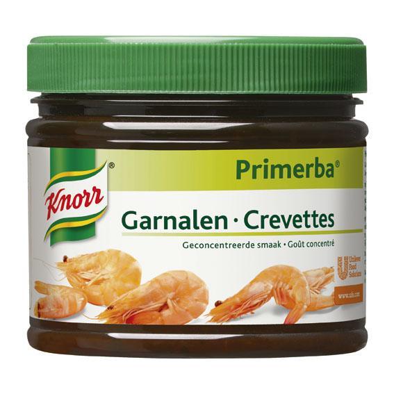 Primerba Паста от скариди -