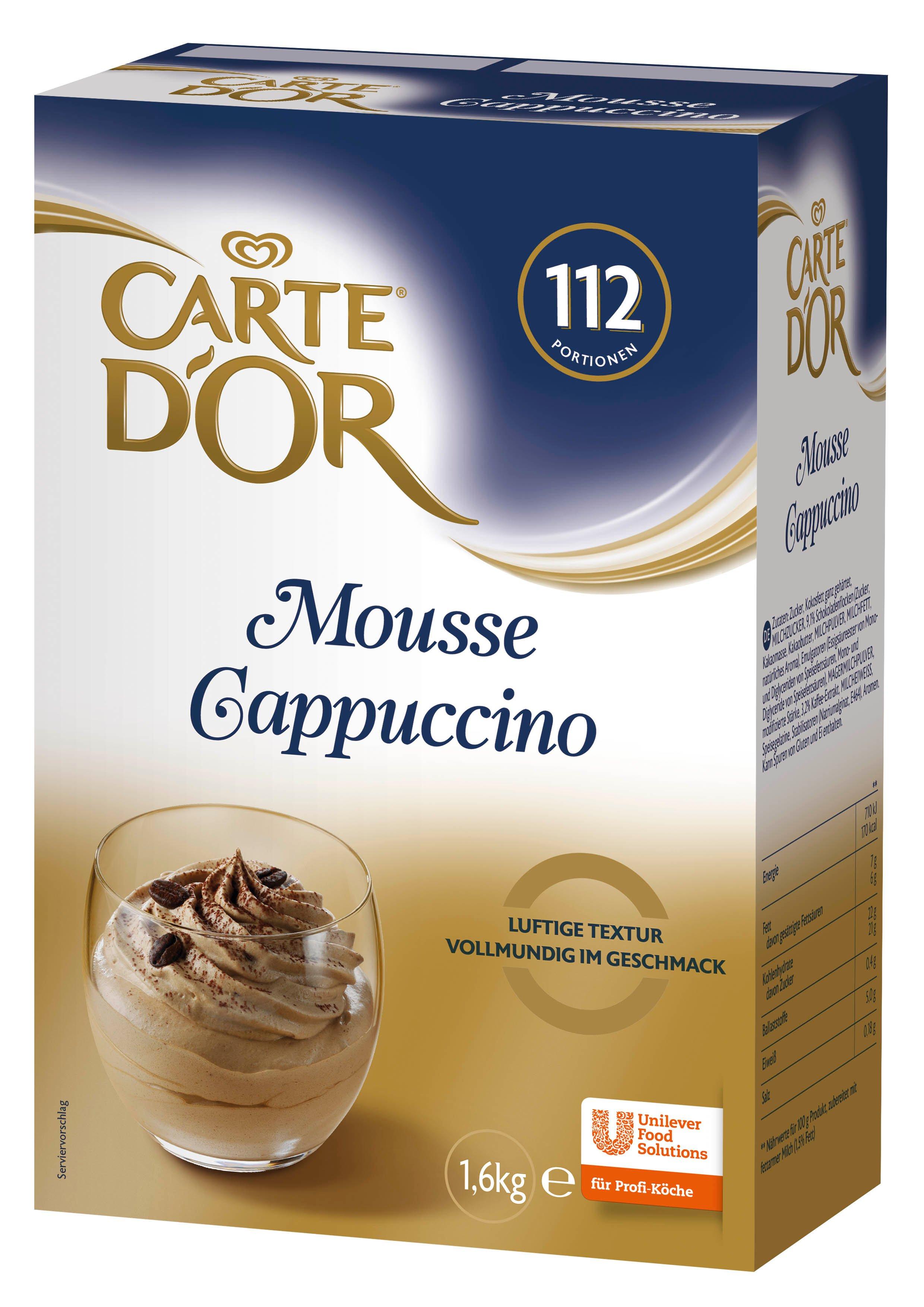 Carte D'Or Капучино - Бързо, лесно и вкусно