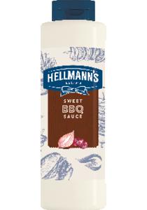 Hellmann`s барбекю сос 792мл - Предизвикатество е да се намерят качествени сосове, готови за употреба