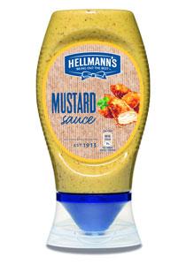 Hellmann's Горчица  250 ml -
