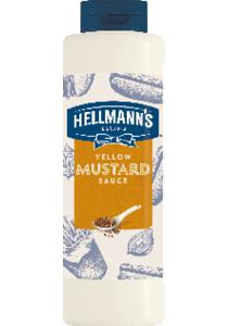 Hellmann`s горчица 850мл - Street Food с качеството на Hellmann`s